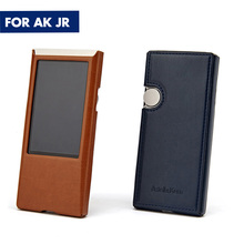 IRIVER Astell&Kern AK Jr AK100II AK120II ak70 AK240 AK70 MKII Original leather cover Case slim Protection holster Italy handmade(China)