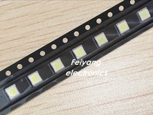 500pcs LG Innotek LED LED Backlight 2W 6V 3535 Cool white LCD Backlight for TV TV Application
