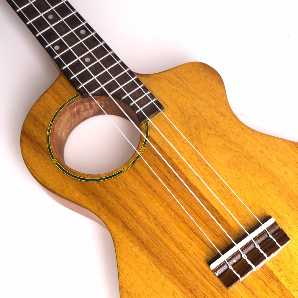 Ukulele Tenor 26 Inch Electric Mahogany Mini Full Solid Bluetooth Headphones Silent Ukelele Hawaiian Guitar 4 Strings Guitarra