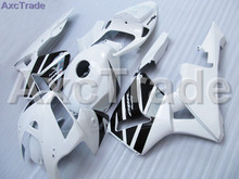 Bodywork Moto Fairings FIT For Honda CBR600RR CBR600 CBR 600 2005 2006 05 06 F5 Fairing kit High Quality ABS Plastic White C64(China)