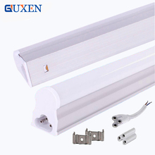 25pcs T5 Integrated LED tube light 6W 12W Led fluorescent lamp 300mm 600mm  AC220V led tubes warranty 2 years
