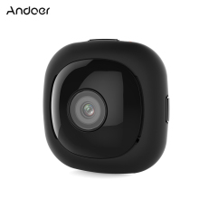 Andoer G1 Pocket Super Mini Camera Portable Full HD 8MP 120 Degree Wide Angle 1080P 30FPS Wifi App Remote Control Auto Selfie