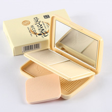 New Makeup face Pressed powder Make up loose Powder Bare mineralize skinfinish natural mineral Powder Palette to face 28012(China)