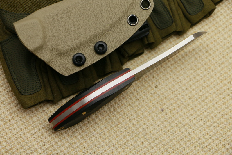 Купить LOVOCOO изготовлены KYDEX Оболочка Охотничий нож кожа Нержавеющая Сталь Тактический Фикчированный Нож лагерь карманные ножи EDC выживания инструменты дешево