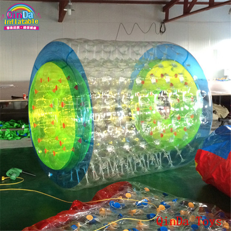 inflatable roller ball01