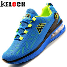 Keloch 2017 New Arrive Men Mesh Running Shoes Male Breathable Outdoor Sports Shoes Men Athletic Training Run Sneakers Men
