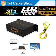 HDMI Protector Against ESD/Power Surge for PS3 HDTV Protection HDMI 1.4V 3D&full HD1080P supported(China)