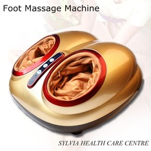 NEW Air-sac foot massage device vibrating foot massage machine acupuncture foot massage health care as seen on tv 2017