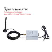 Seicane Genuine New External Mini HD Digital TV Tuner ATSC For Car DVD Player TV Box Receiver Tuner for Car or Home Wholesale