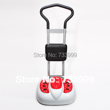 Body Fat Loss Machine,personal care blood circulation massager,vibrating pulse therapy electric foot massager(China)