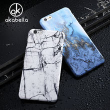 Marble Case for iPhone 5C 5 5S SE 6C 6 6S 6G 7 7G Plus for iPhone5C iPhone 5S case Mobile Phone Cases Back Cover Plastic Elegant