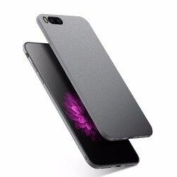Сверхтонкий чехол для сотовых телефонов Xiaomi Mi Note 3, 2, 9 SE и других моделей, из ТПУ, с олеофобным покрытием
