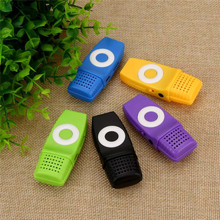 High-Quality Sound Mini USB MP3 Music Media Player Support 16GB Micro SD TF Card Free Shipping H0T0