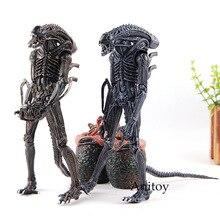 Movie 1986 Aliens 2 Facehugger Egg Alien Chestburster Toy Figure Action Collection Model ToysChina