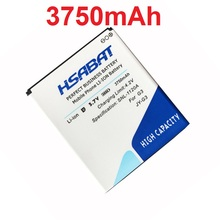HSABAT 100% New 3750mAh mobile phone Battery for JY-G3 Battery jiayu G3 G3S g3C G3T JY G3 Battery