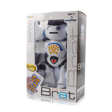 Singing Dancing Multi-function English Voice Intelligent Remote Control Robots Electric Smart Toys Parent-child Xmas Toy