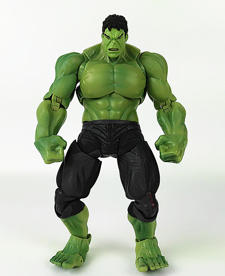1pcs/lot Action Figures Toys Hulk/Hulkbuster Dolls Titan Here Toy Talking Hulk Marvel Avengers Assemble Retail Box 20cm<br><br>Aliexpress