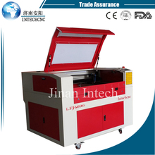 Christmas sale with CE for acrylic wood metal 6090 laser cutting jigsaw puzzle machine