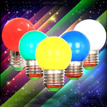 E27 SMD2835 Colorful Bubble Ball Bulbs Home Lighting Party Christmas Decorative Spotlight LED Lamps Global Lamp Lampada Lighting