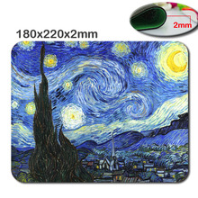 Art  Drawing  Computer Gaming Mouse Pad Gamer Play Mats Customization Supported Decorate You Desk 18*22/29*25*2cm