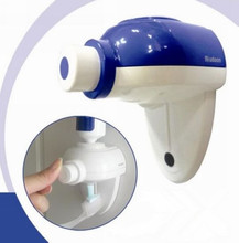 Convenient Hands Free One Touch Household Automatic Toothpaste Dispenser Bathroom Accessory Free Shipping