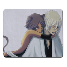 DIY Custom Blood Cartoon Anime Mouse Pad BLEACH Shihouin Yoruichi Laptop Tablet Game Mouse Pad Mouse Pads Decorate Your Desk