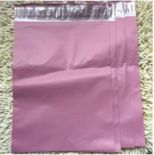 Free Shipping Pink color Express Bag Poly Mailer Mailing Bag Envelope Pouches Self Adhesive Seal Plastic Bag