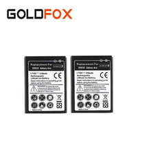 2X Phone Replacement 1350mah EB494358VU Battery for Samsung Galaxy Ace S5830 Gio S5660 S5670 Pro B7510 i569 Celular Bateria(China)