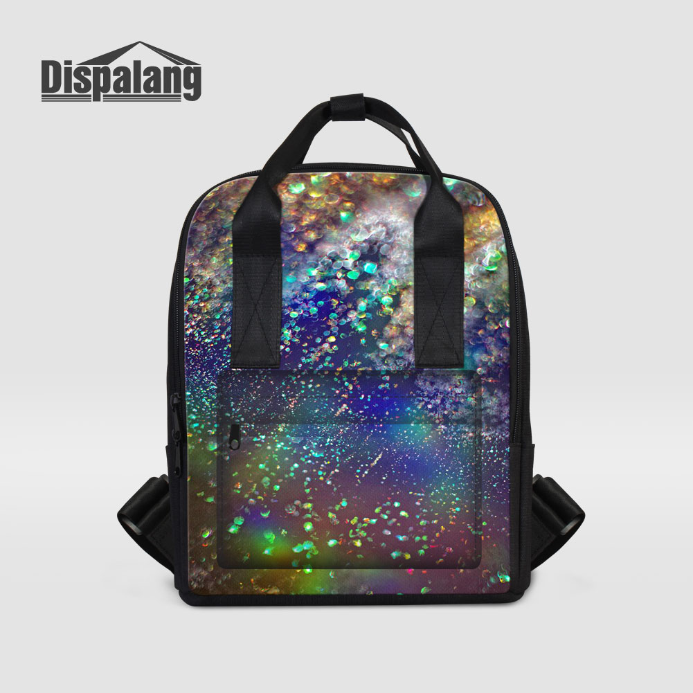 Dispalang Fashion Mummy Maternity Nappy Bag Galaxy Stars Printing Women Outdoors Handbags Mother Travel Tote Bag Stroller Rugtas<br>