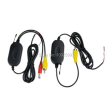 EZONETRONICS Car Wireless Transmitter Receiver 2.4g for Rearview Backup Reverse Camera / Front Car Camera