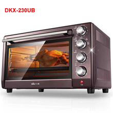 220V /50hz DKX-230UB electric oven home baking multi-functional independent temperature control 30L grill barbecue 1600W Ovens(China)