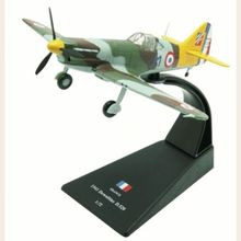 Amer 1:72 WWII France D520 alloy fighter model classic airplane model Collection