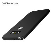 Case For LG G5 G6 Luxury 360 Degree Full Protection Matte Plastic Slim Phone Back Cover Cases For LG G5 Bag