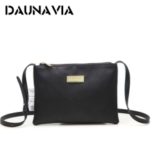DAUNAVIA Luxury Handbags Women Bags Designer Leather Women Messenger Bags Shoulder Bag Female Ladies Clutch Handbags Sac A ND002