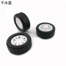 20 * 8 * 1.9 hollow rubber tires tires toy car wheels DIY small production car model model accessories(China)