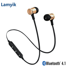 Bluetooth Earphone Sport Wireless Running Headset With Mic for iphone xiaomi samsung S8 MP3 fone de ouvido Ecouteur Auriculares