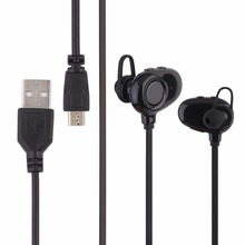 L3 Motion Bluetooth 4.0 Headset Stereo Music Telephone Voice In-Ear Earphones Headphone Universal For Many Devices