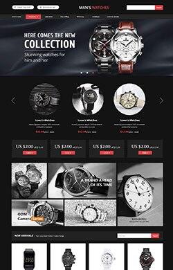 小小设计▲ 高端大气   手表眼镜 珠宝首饰配件  等通用