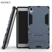 Buy HATOLY Armor Case Sony Xperia Z5 Premium Case Robot Hybrid Silicon Rubber Hard Back Phone Cover Sony Z5 Premium Z5 Plus< for $2.28 in AliExpress store