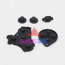 5sets For Nintendo GameCube NGC Controller Conductive Silicone Button Pad Replacements