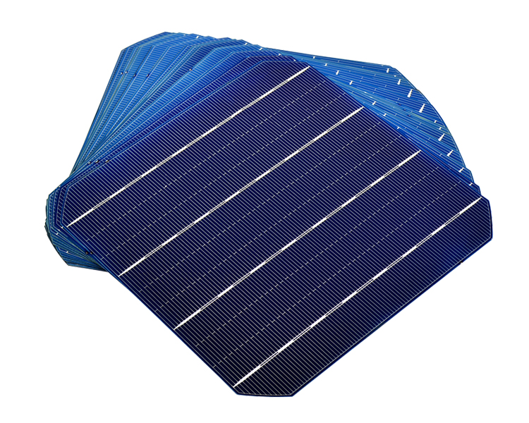 Aoshike Pcs 4.7W 0.5V Monocrystalline Silicon Solar Panel 156x156mm Solars Panel China Panneau Solaire Solar Cell DIY 7