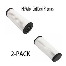 2X Vacuum Filter for Dirt Devil F1 085805,087800, 088400, M085845 , 086700 , 2-JC0280-000,086925(China)