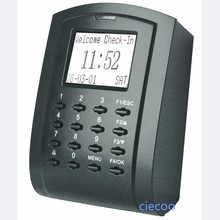 CI -SC103 RFID Standalone Access Control Time Attendance Free Software 125KHZ RFID card free software & SDK(China)