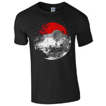 2016 New Fashion Pokeball T-Shirt Men's/Women's Star Wars Pokemon Go Pikachu Jedi Sith t shirt Summer Tee Euro Size,YA328