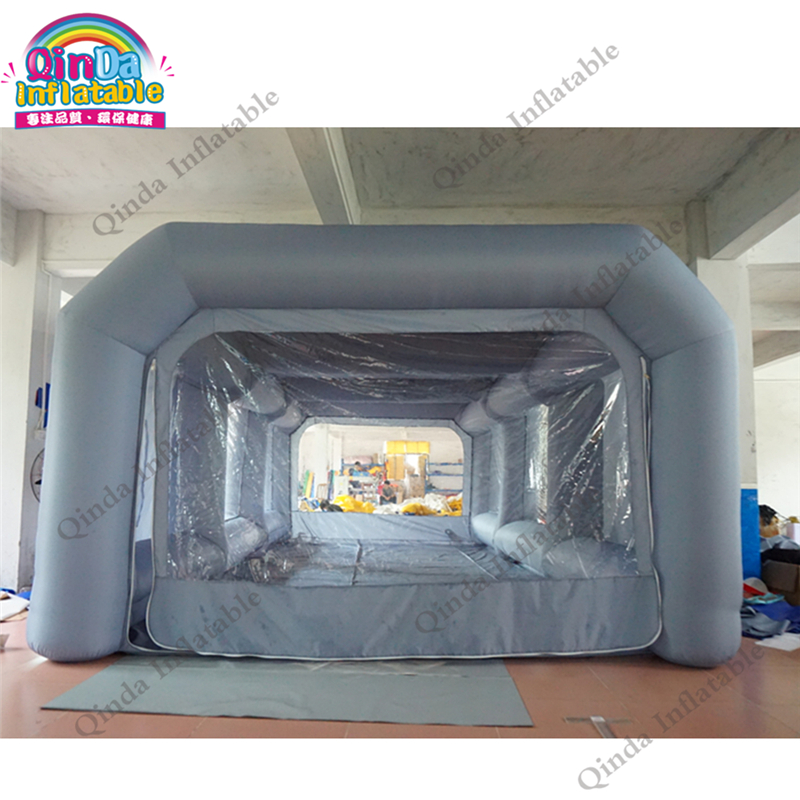 inflatable spray booth paint tent71