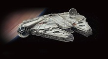 Millennium Falcon Plastic Model Building Kit