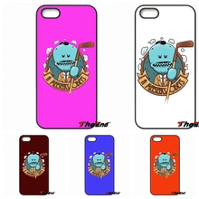 For iPod Touch iPhone 4 4S 5 5S 5C SE 6 6S 7 Plus Samung Galaxy A3 A5 J3 J5 J7 2016 2017 A Meeseeks Obeys Pattern Case Cover(China)