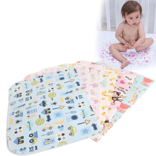 M89C3-Layer Big Reusable Baby Waterproof Diapers Mattress Nappy Change Newborns Mat New