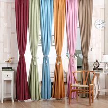 Blackout Window Curtains for Bed Room Living Room Curtains Drapes Curtains Blackout 100cm x 210cm E5M1