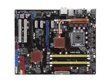 original motherboard for P5Q Pro DDR2 LGA 775 boards 16GB  P45 Desktop Motherboard Free shipping